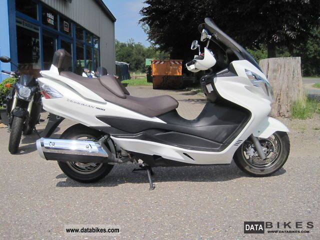 2009 Suzuki  AT 400Z ABS K9 Edition Motorcycle Scooter photo