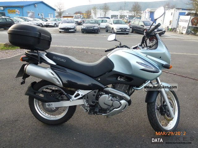 2001 Suzuki XF 650: pics, specs and information
