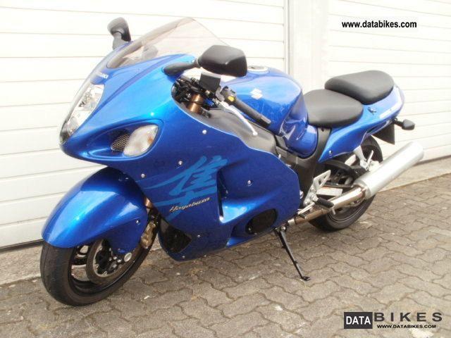 2007 Suzuki  GSX1300R Motorcycle Sport Touring Motorcycles photo