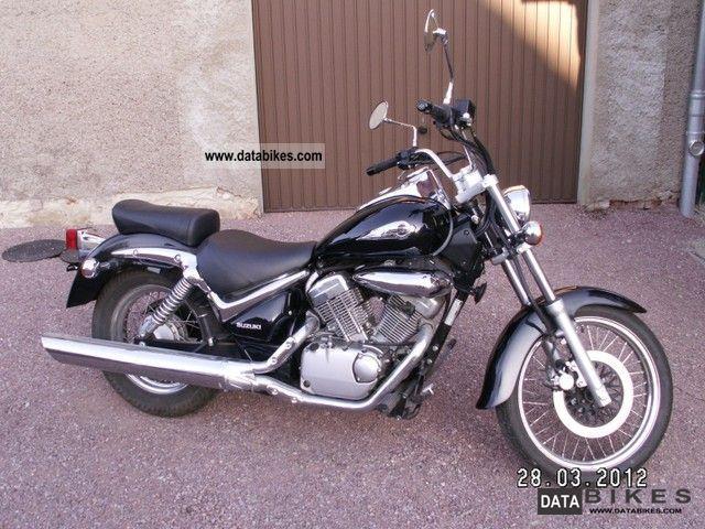 2008 Suzuki  Intruder LC 125 Motorcycle Chopper/Cruiser photo