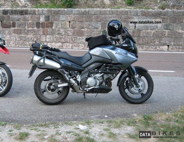 2007 Suzuki  DL 1000 V-Strom + checkbook + accessories Motorcycle Sport Touring Motorcycles photo