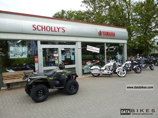 2011 Suzuki  King Quad 750 Motorcycle Quad photo