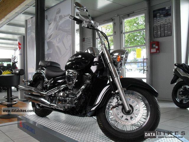 Suzuki Vl 800 Volusiae solgt - 2004 - Giv den gerne en