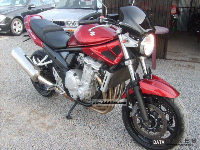 2007 Suzuki  * Bandit * JAK NOWY 16tys km! * OPŁACONY * Motorcycle Sport Touring Motorcycles photo