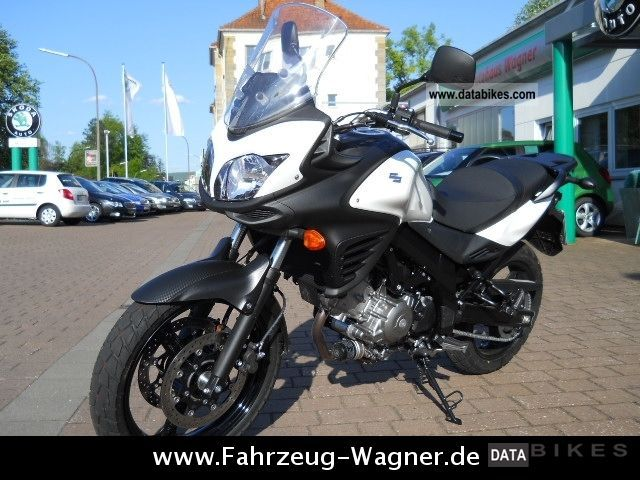 2012 Suzuki  DL 650 ABS AL2 winner of the touring class Motorcycle Motorcycle photo