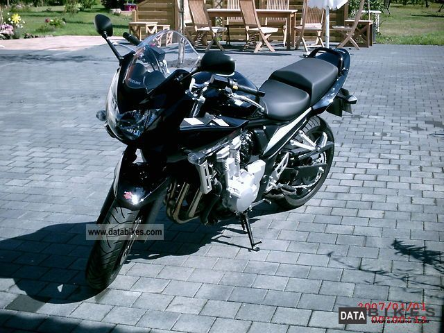 suzuki gsf 650 s bandit 2007 manual