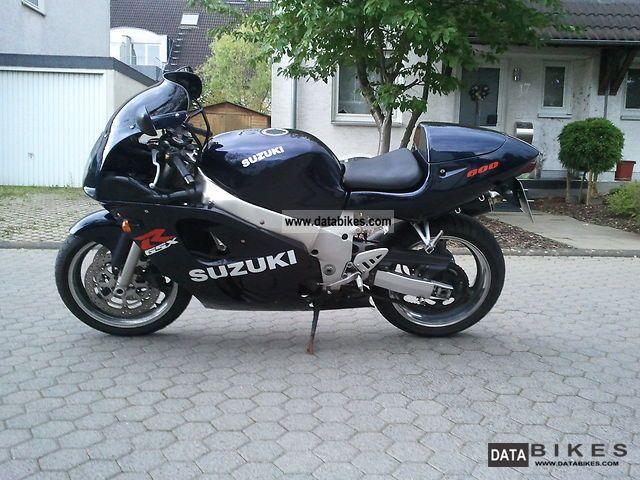 2000 Suzuki Gsx R