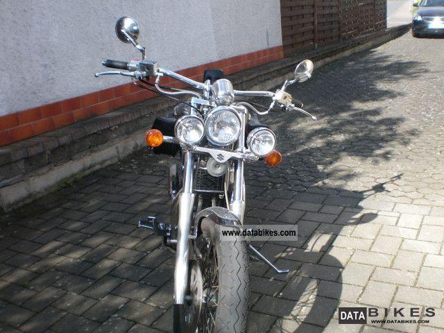2002 Suzuki  vx 51 L Intruder 1400 Motorcycle Chopper/Cruiser photo