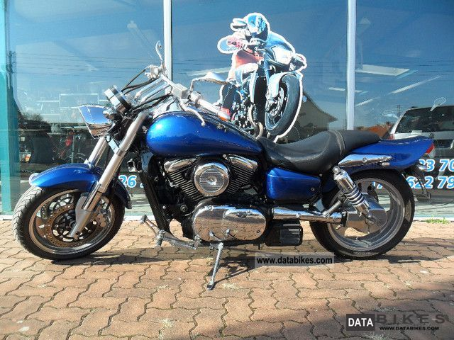 2008 Suzuki  VZ1600 Motorcycle Chopper/Cruiser photo