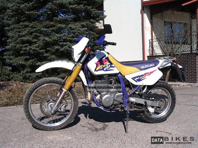 1997 Suzuki  DR 560 SE Motorcycle Other photo