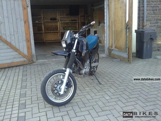1994 Suzuki  dr Motorcycle Super Moto photo