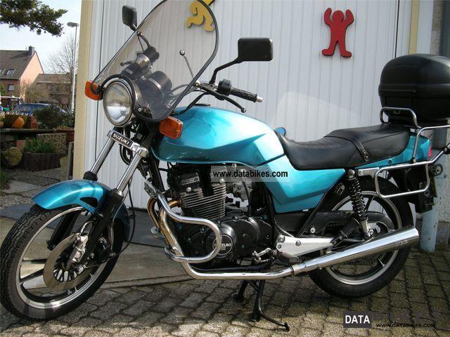 1983 Suzuki  GK 53 C Motorcycle Motorcycle photo