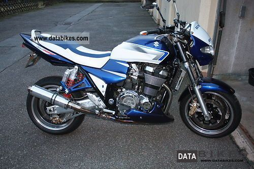 2006 Suzuki  1400 GSX Motorcycle Sports/Super Sports Bike photo