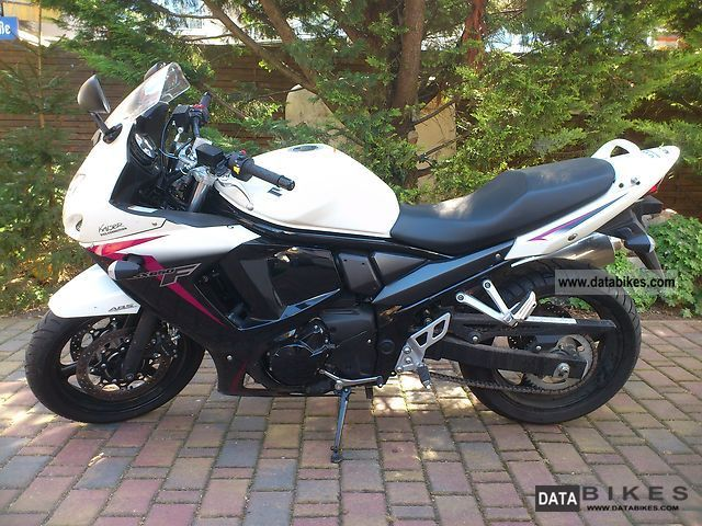 Suzuki Gsx  Fa Owners Manual