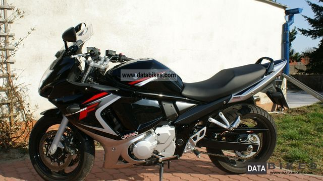 2007 Suzuki  GSX 650 F Motorcycle Sport Touring Motorcycles photo
