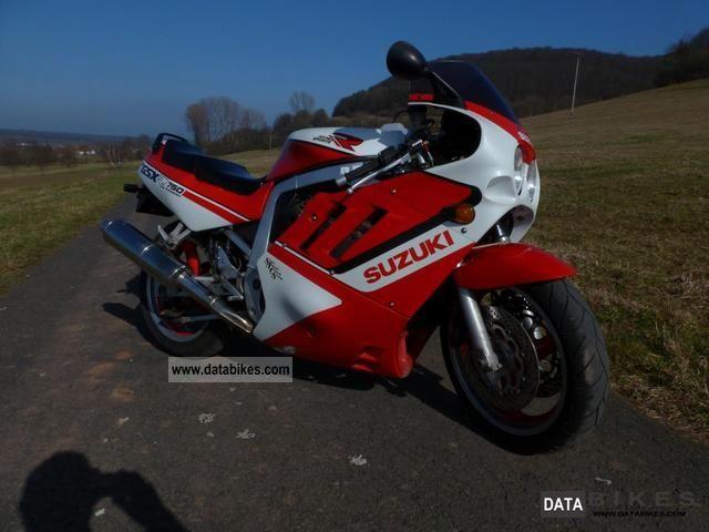 Suzuki  GSX-R 1989 Sports/Super Sports Bike photo