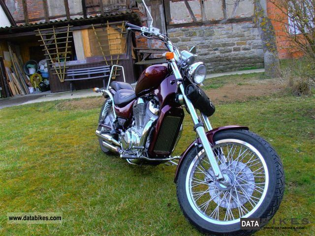 1988 Suzuki  750 VS Motorcycle Chopper/Cruiser photo