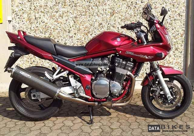 2006 Suzuki  GSF 1200 S Motorcycle Sport Touring Motorcycles photo