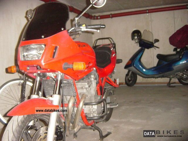 1996 Suzuki  Bendit Motorcycle Motorcycle photo