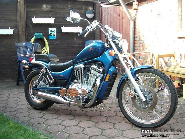 Suzuki VS 750 1990 Chopper Cruiser Photo