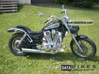 1993 Suzuki  1400 Motorcycle Chopper/Cruiser photo