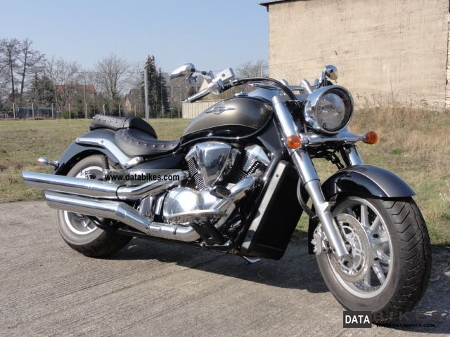 2012 Suzuki  VLR1800T Motorcycle Chopper/Cruiser photo