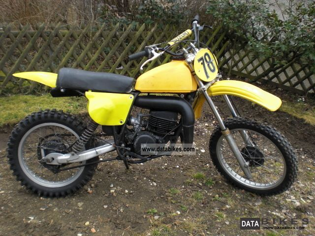 1978 suzuki rm 250 year 78 motocross. Black Bedroom Furniture Sets. Home Design Ideas