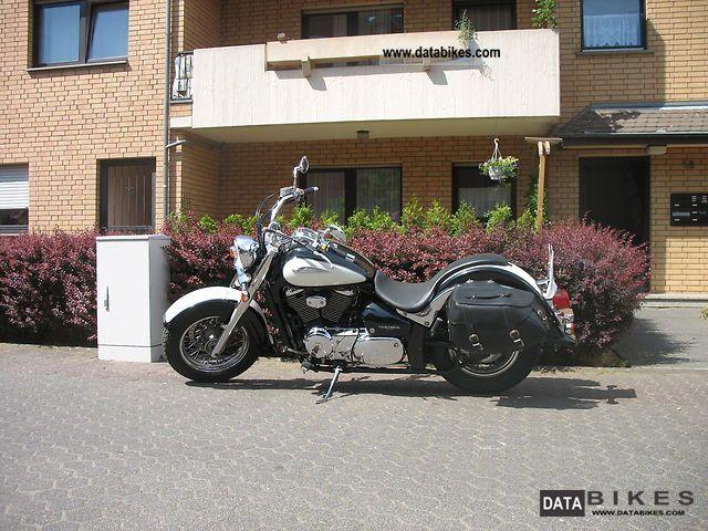 2001 Suzuki  VL800 Motorcycle Chopper/Cruiser photo