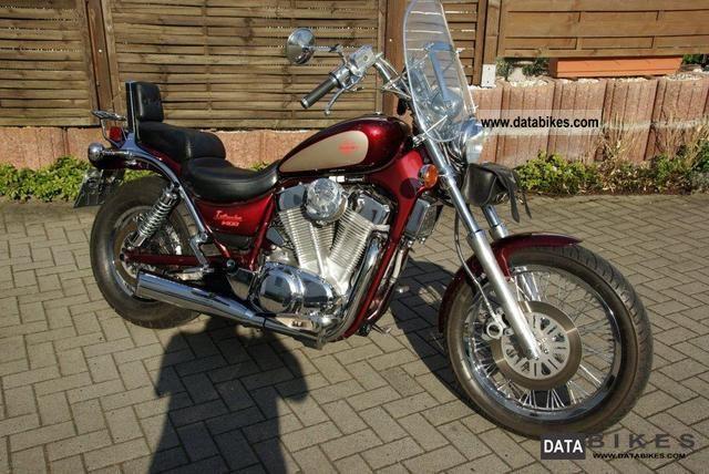 1993 Suzuki  VX51L Motorcycle Chopper/Cruiser photo