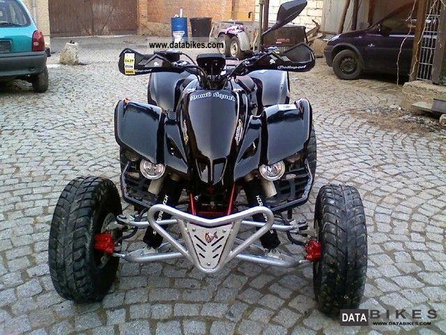 2007 Suzuki  LTZ 400/435 Motorcycle Quad photo
