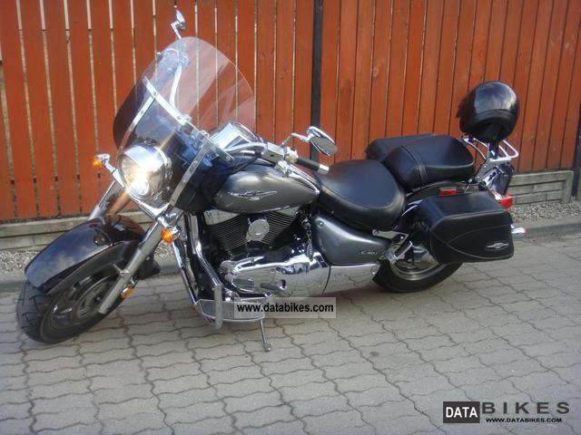 2005 Suzuki  Boulevard C 90 - Koszalin Motorcycle Chopper/Cruiser photo