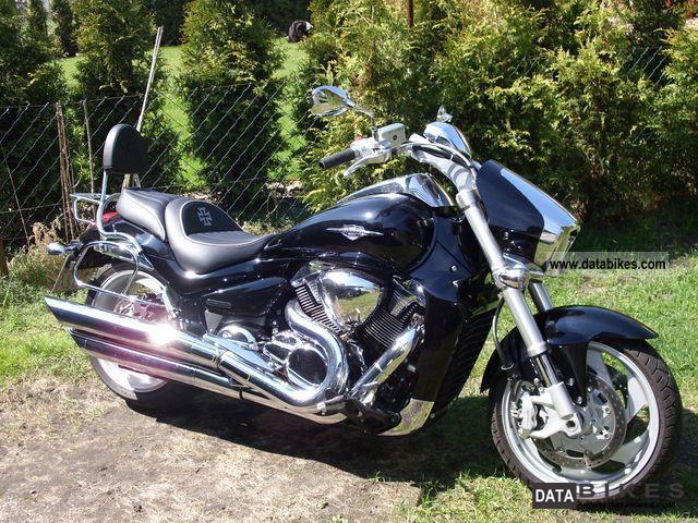 2008 Suzuki  M 1800R VZR 1800 Motorcycle Chopper/Cruiser photo