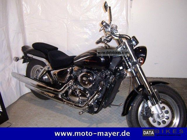 2000 Suzuki  VZ800 Motorcycle Chopper/Cruiser photo