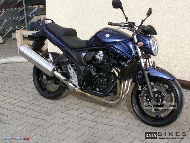 2009 Suzuki  Bandit 650 MODEL 2010-STAN WZOROWY Motorcycle Other photo