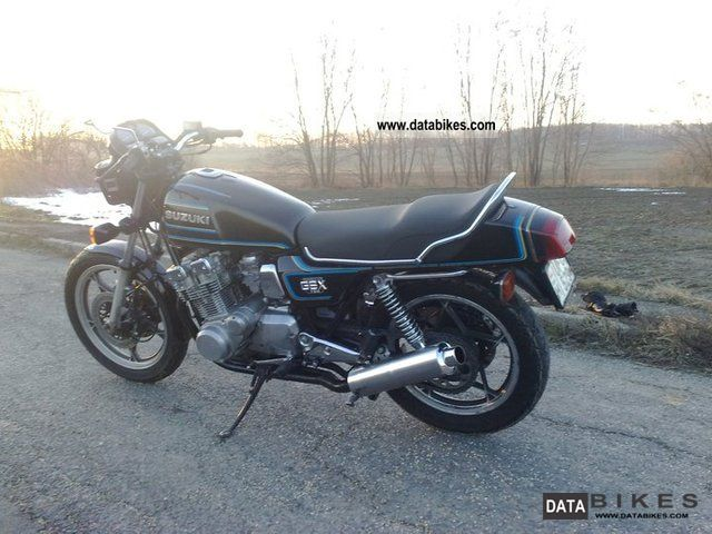 1982 Suzuki  Gsx 750 16v Motorcycle Motorcycle photo