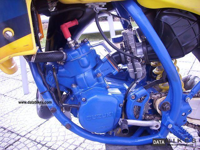 1987 Suzuki RM 125