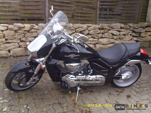 2008 Suzuki  VZR 1800 Motorcycle Chopper/Cruiser photo
