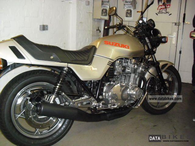1984 Suzuki  gsx 1100 e Motorcycle Motorcycle photo