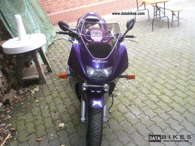 1997 Suzuki 900 RF Motorcycle Sport Touring Motorcycles Photo
