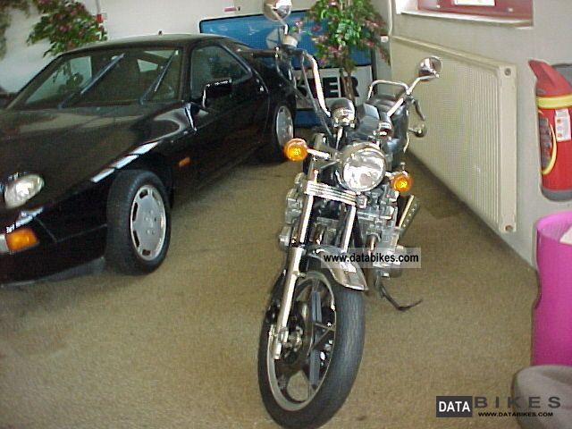 1980 Suzuki  1100 GS, Chopper, Bj 1980.3550 km collectible Motorcycle Chopper/Cruiser photo