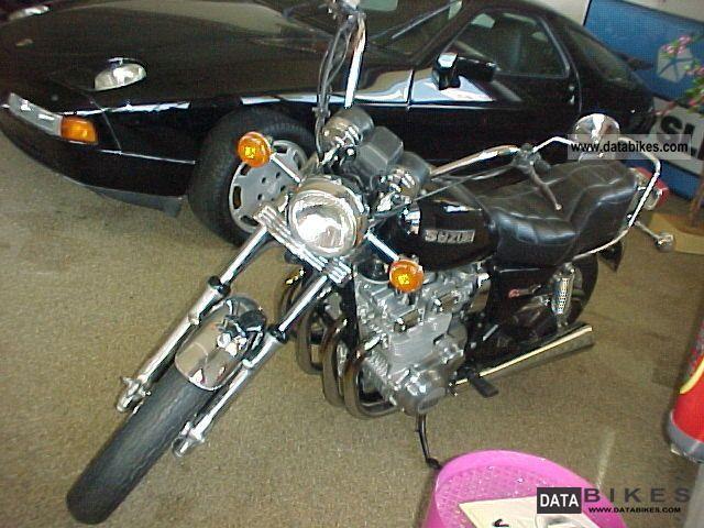 1980 Suzuki 1100 GS, Chopper, Bj 1980 3550 km collectible