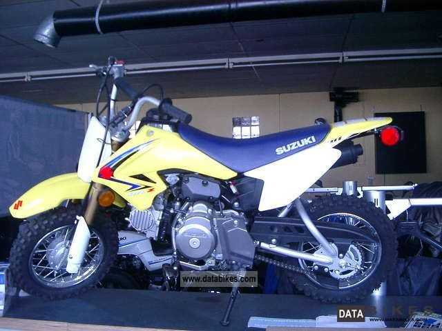 2012 Suzuki  DR-Z 70 Motorcycle Dirt Bike photo