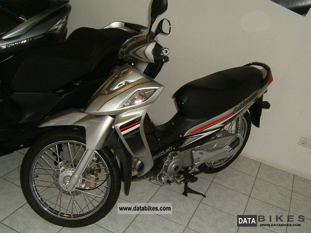 2011 Suzuki  FL125SDW Address Motorcycle Scooter photo
