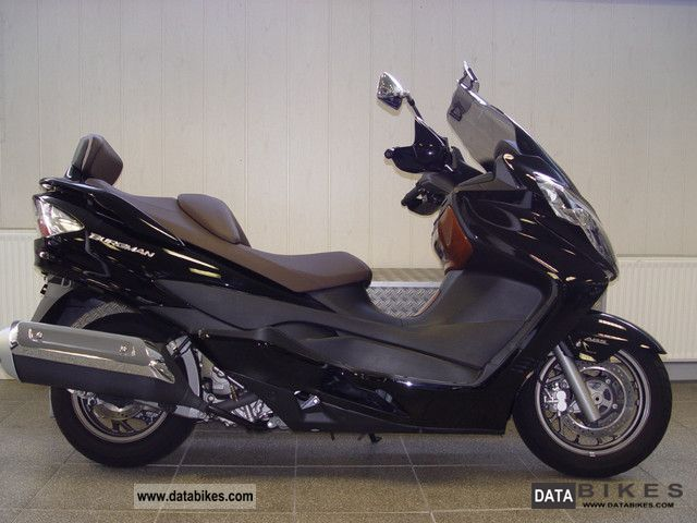 2009 Suzuki  AN400ZAK9 Motorcycle Scooter photo