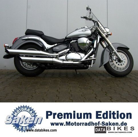 2010 Suzuki  VL 800 C Motorcycle Chopper/Cruiser photo