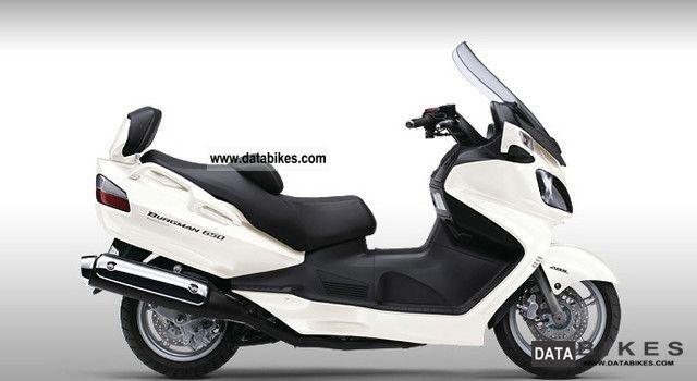 2011 Suzuki  AN 650 AL1 Motorcycle Scooter photo