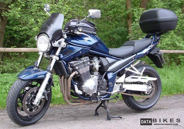 2008 Suzuki  GSF 1200 with ABS NEO BOS OVAL Motorcycle Sport Touring Motorcycles photo