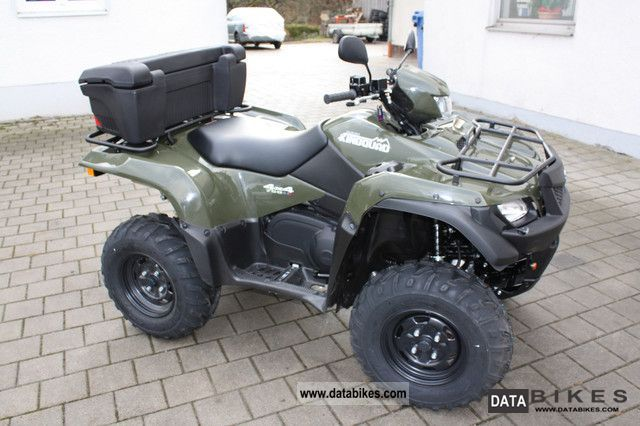 2011 Suzuki  AD 750 with LOF approval Motorcycle Quad photo