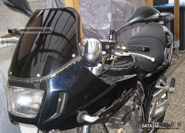 2000 Suzuki  1200s Motorcycle Motorcycle photo