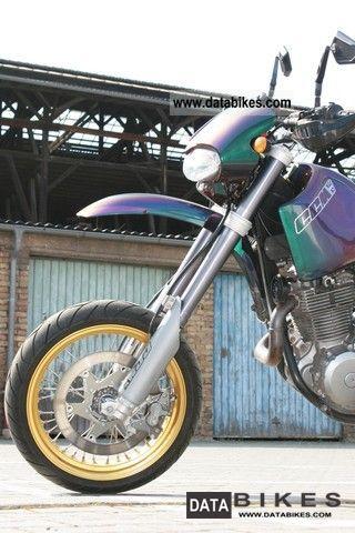 2004 Suzuki  DR 650 SMC Supermoto Racer Factory with 710 cc Motorcycle Super Moto photo